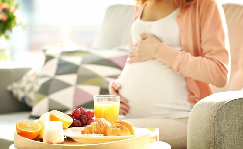 نقش تغذیه در دوران بارداری