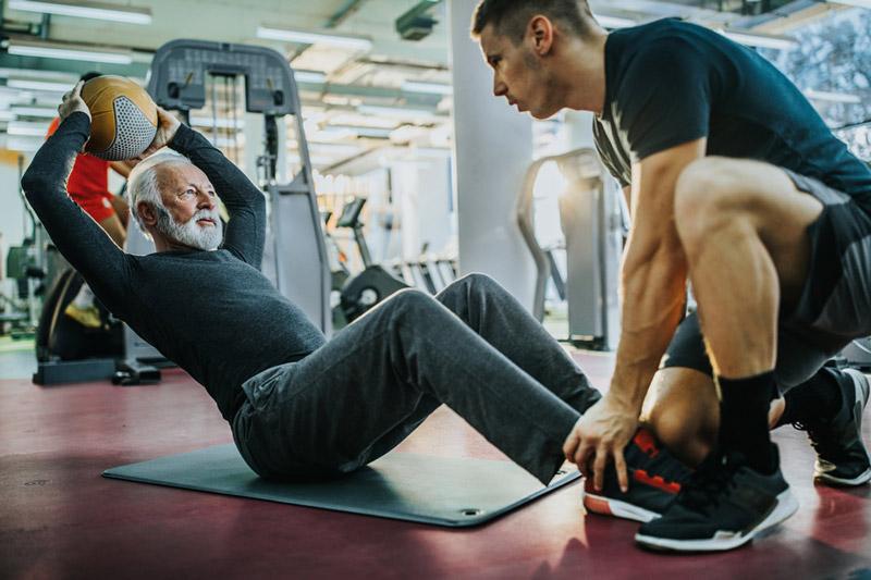 نقش ورزش در پوکی استخوان